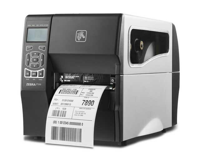 Printer ZT230